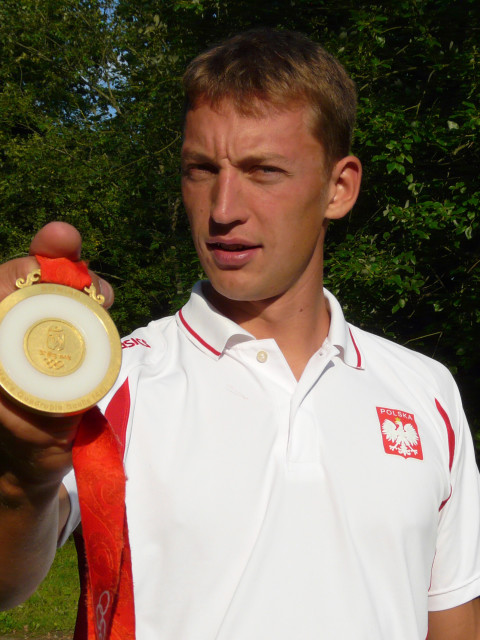 jeliński medal